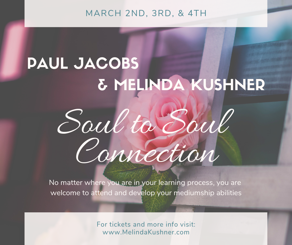 s2s connection Mediumship development 2019