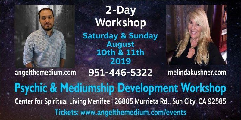 Psychic and Mediumship workshop