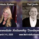 Melinda Kushner and Paul Jacobs Mediumship Development class/course/workshop