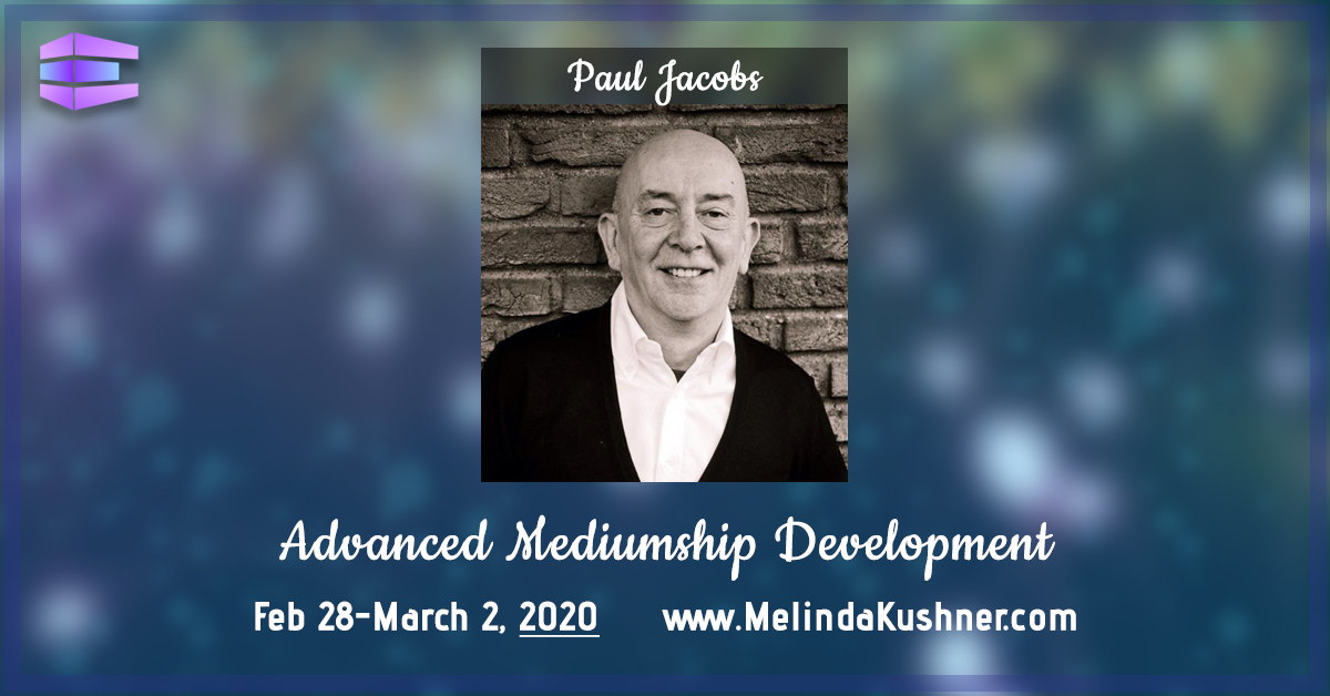Paul Jacobs Advanced Mediumship Development Course/Workshop