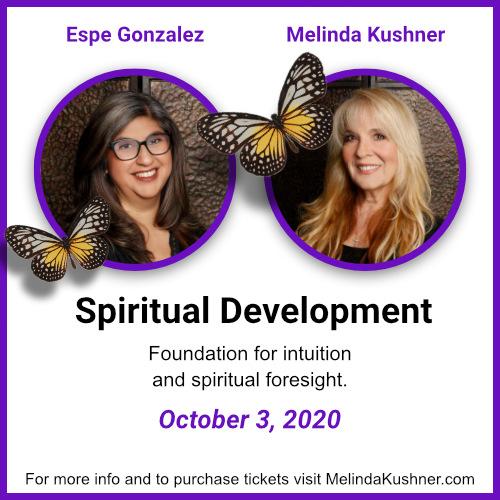 Spiritual Development with Melinda and Espe