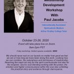 Paul Jacobs Advanced Spiritual Learning Workshop